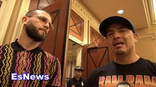 Video Brandon Rios on Danny Garcia vs Porter & Mikey Garcia vs Spence Crazy Shxt Right There download MP3, 3GP, MP4, WEBM, AVI, FLV September 2018
