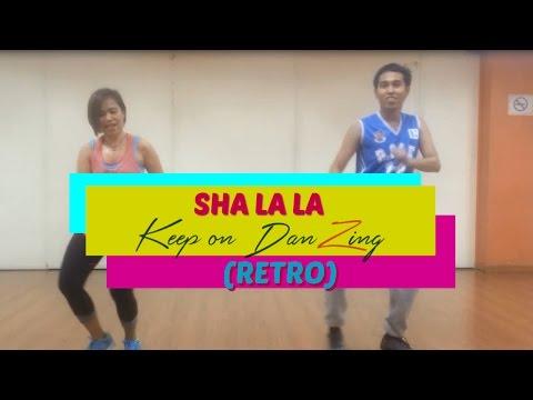 SHA LA LA LA | VENGABOYS | RETRO | 90's| KEEP ON DANZING (KOD)