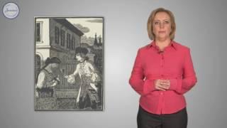 Литература 9 Главные герои повести Н М  Карамзина «Бедная Лиза»