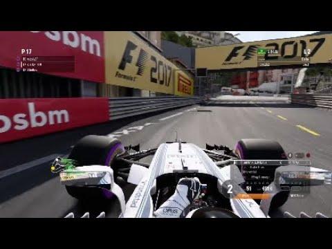 F1 2017 AOR S14 - Monaco
