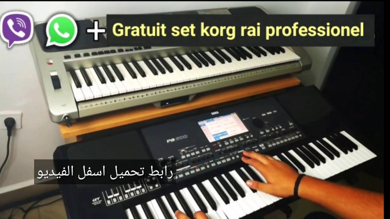 rythme rai korg pa800