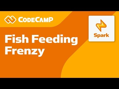 Code Camp Challenge: Fish Feeding Frenzy