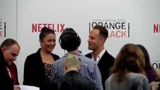 Orange Is The New Black premiere at the Ziegfeld Theater: Part 1