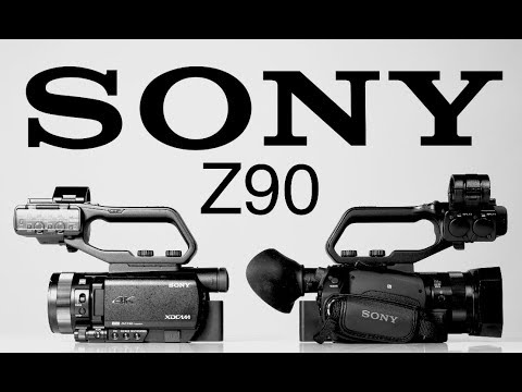 Sony Z90: When an a7 III or GH5 Won't Do?