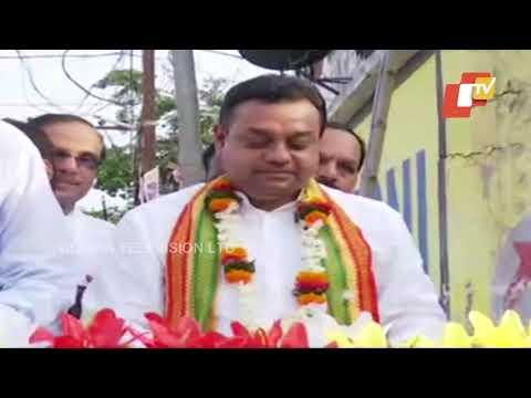 BJP's High-Voltage Campaigning In Patkura
