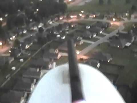 Fully Autonomous Fixed Wing UAV Night Flight