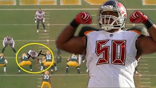 Film Study: Vita Vea had a HUGE IMPACT for the Tampa Bay Buccaneers