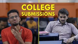 College Submissions | Funcho Entertainment