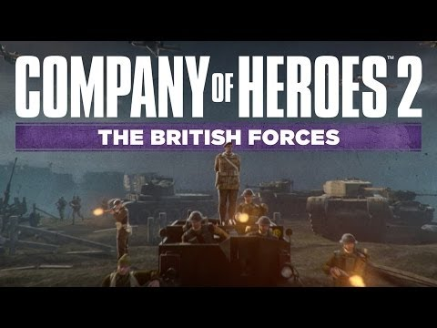 CoH 2 News | Sale, Trial, Patch Notes, Guides, & British Forces