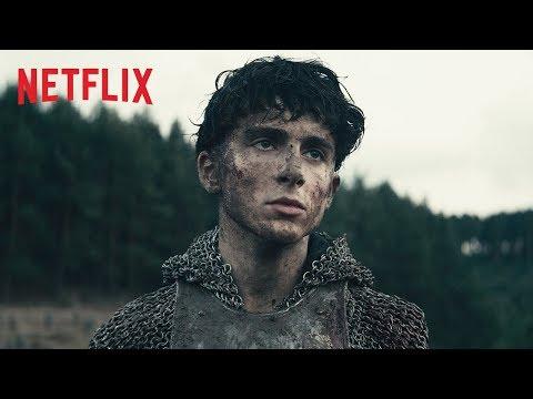 El rey (Timothée Chalamet, Robert Pattinson)   Tráiler final   Película de Netflix
