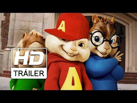 Alvin Y Las Ardillas: Aventura Sobre Ruedas| Trailer Oficial Doblado (HD)