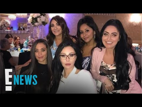 "Sammi ""Sweetheart"" Giancola Reunites with ""Jersey Shore"" Costars 