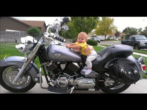 Yamaha V Star 1100 Complete Oil and Filter Change (Best Quality)