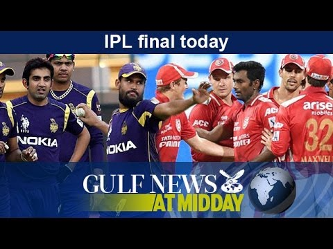 IPL final today - GN Midday