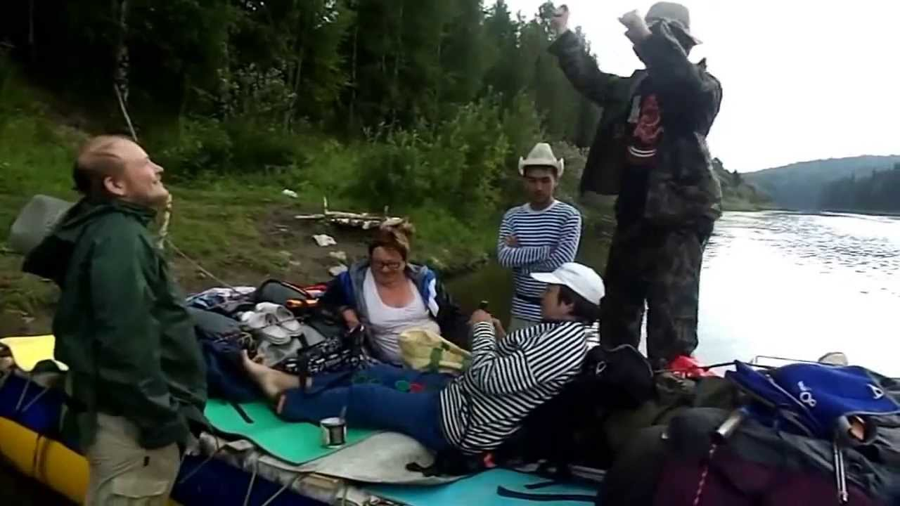 рыбалка в пермском крае на реке колва-видео