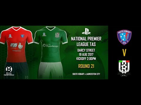 PS4 NPL R21 South Hobart Launceston City at Darcy Street