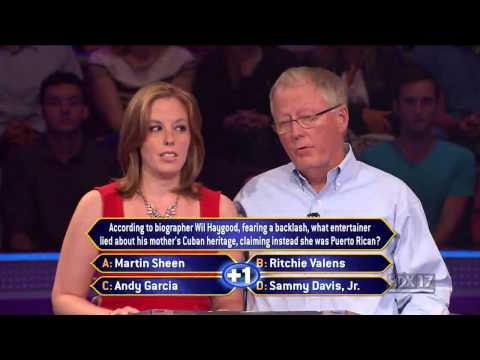 Who Wants To Be A Millionaire? - March 20, 2015