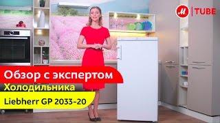 Відеоогляд морозильної камери Liebherr GP 2033-20 з експертом «М. Відео»