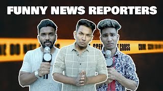 Funny News Reporters | Hyderabadi Comedy | Warangal Diaries