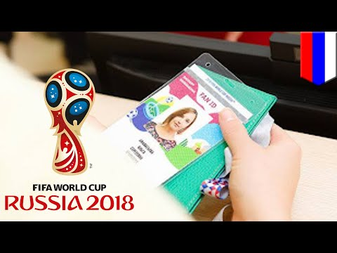 How tickets and  ID will work at the 2018 FIFA World Cup in Russia  Tomo