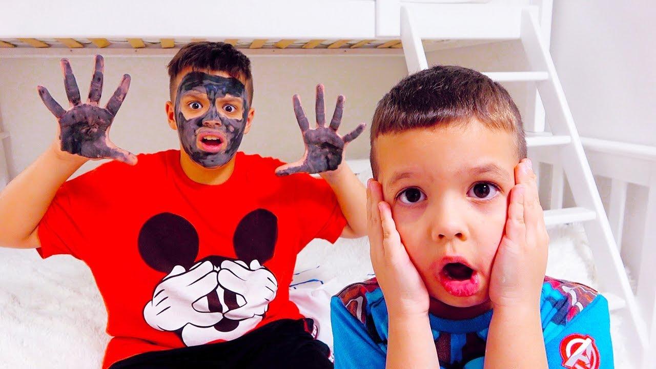 Егорка и Ярик Показывают НОВЫЕ ПРАВИЛА ПОВЕДЕНИЯ для Детей // NEW RULES OF CONDUCT for Children