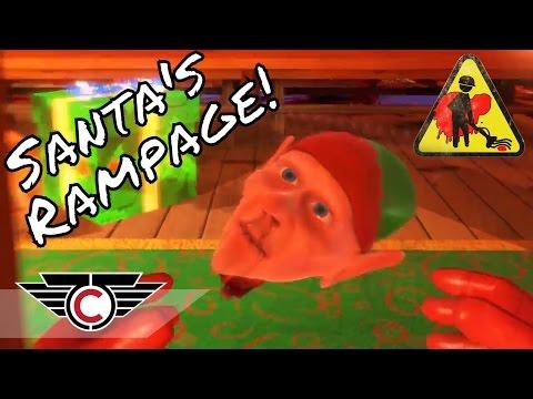 Viscera Cleanup Detail | Game Night | Santa's Rampage | 1080p | 60fps | |