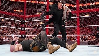 WWE Hell In A Cell 2018: What Went Down?