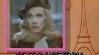 CBS promo Victor / Victoria 1985