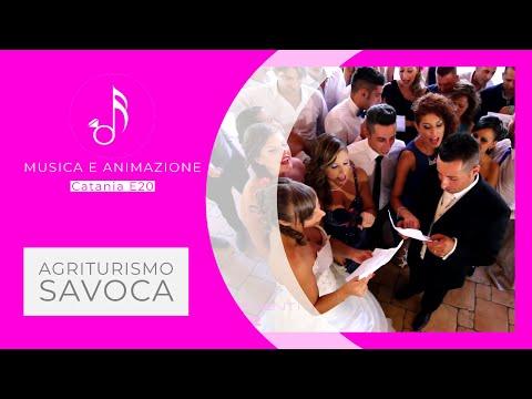 Animazione per Matrimoni Enna Sicilia | Agriturismo Savoca Piazza Armerina EN