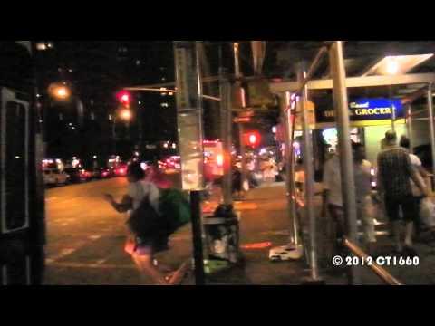 MaBSTOA & NYCT Bus: Manhattan Bus Action