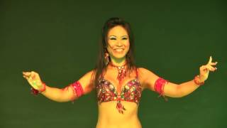 Angelina Tay at Belly Dance Asia 2014