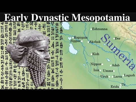 Early Dynastic Mesopotamia ( Facts and Myths of Ancient Sume