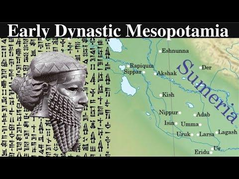 Early Dynastic Mesopotamia (Excellent Presentation)