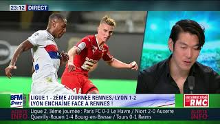After Foot du vendredi 11/08 – Partie 1/3 - Débrief de Rennes/Lyon (1-2)
