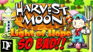 New Harvest Moon Game! See How BAD It Is LIVE! - Harvest Moon: Light Of Hope
