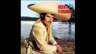 Vicente Fernandez- Con mis propias armas.