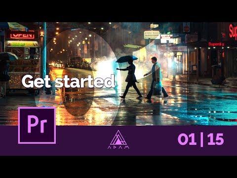 Adobe Premiere CC 2018 - مستوى تأسيسي