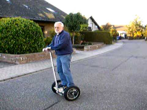 how to make segway at home