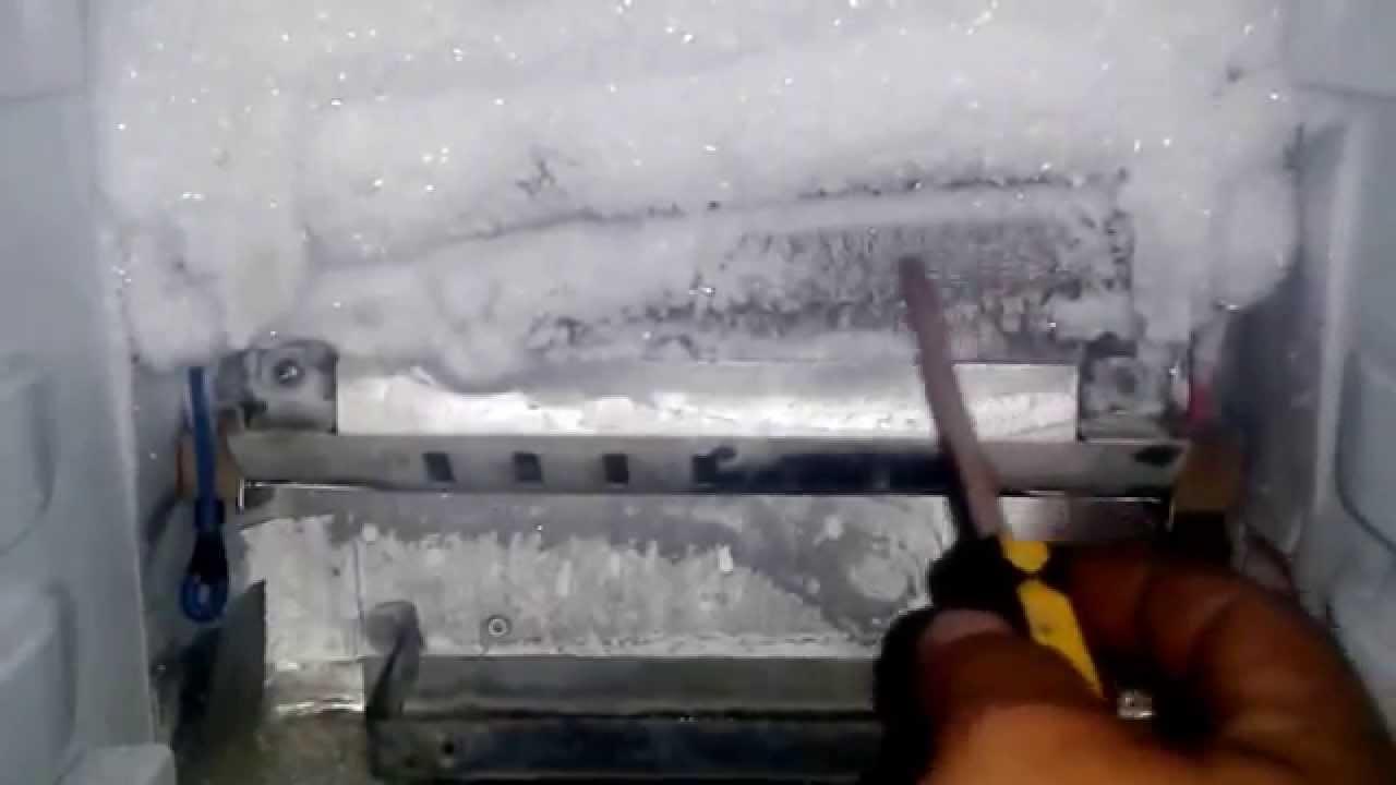 Como reparar refrigerador ge dupelx no congela youtube for Nevera no enfria