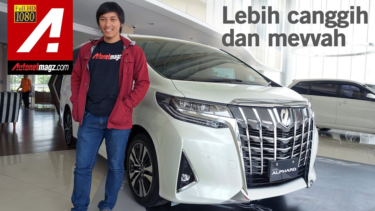perbedaan all new alphard x dan g harga grand avanza veloz 2015 toyota facelift 2018 first impression review by autonetmagz