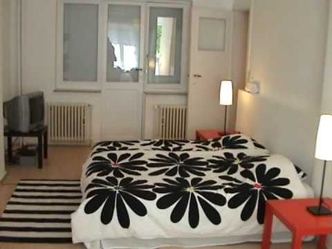 Furnished Flat Abbaye de la Cambre short term lease