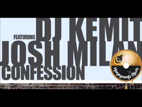 DJ Kemit and Josh Milan Deliver a Sensational Summer Jam in 'Confession'