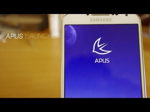 Android App Review: Apus Launcher