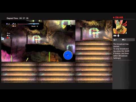 Corriea's Live PS4 Broadcast
