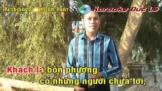 [Karaoke Nhạc Sống] Có Về Sóc Trăng Cha Cha Hay 2014