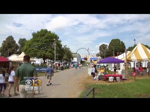 2 Dead At Maryland County Fair Due To Suspected Overdose
