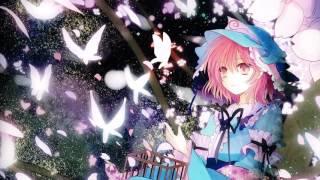 """ミ Title: 幽雅に咲かせ、墨染の桜 (Meaning """"Bloom Nobly, Cherry Bl..."""