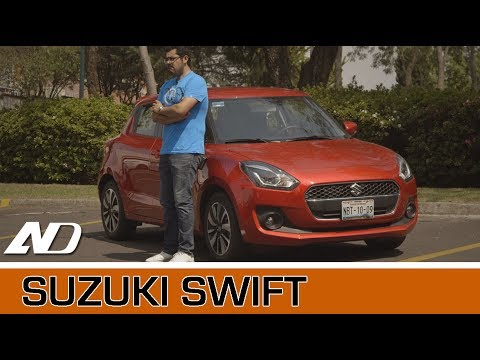 Suzuki Swift 2018 - Un turbo para todos