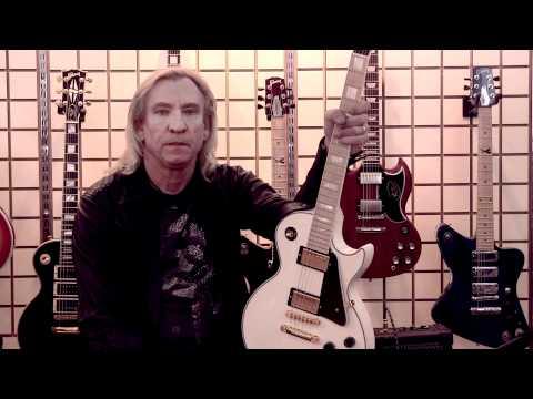Gibson Guitar Tutorial: Joe Walsh - Q & A session (Part 1 of 5)
