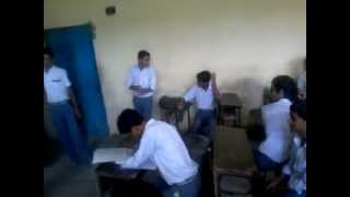FUNNY moments in my class,S.B.V No.1